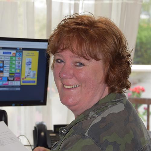 Jeanet van der Zwet